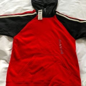 Old Navy Boys Sz 8 Red Hoody NWT